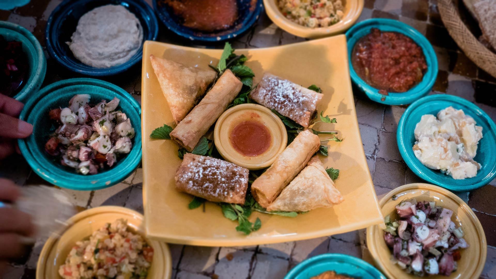 gastronomia marroquí