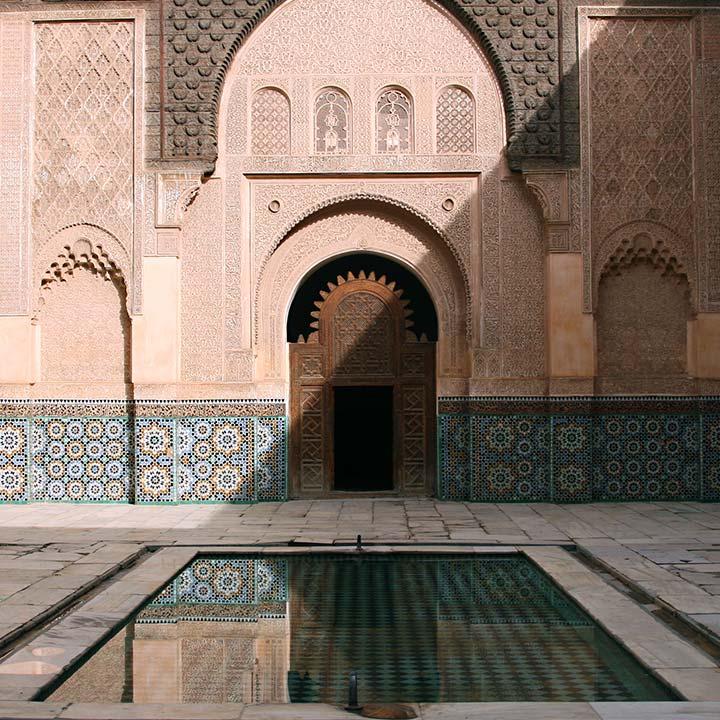 Marruecos de viaje