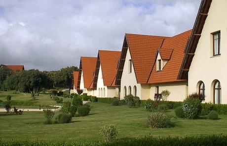 Las casas de Ifrane, la pequeña suiza de Marruecos