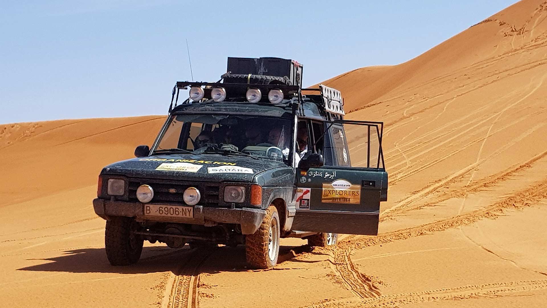 Rutas a medida por Marruecos