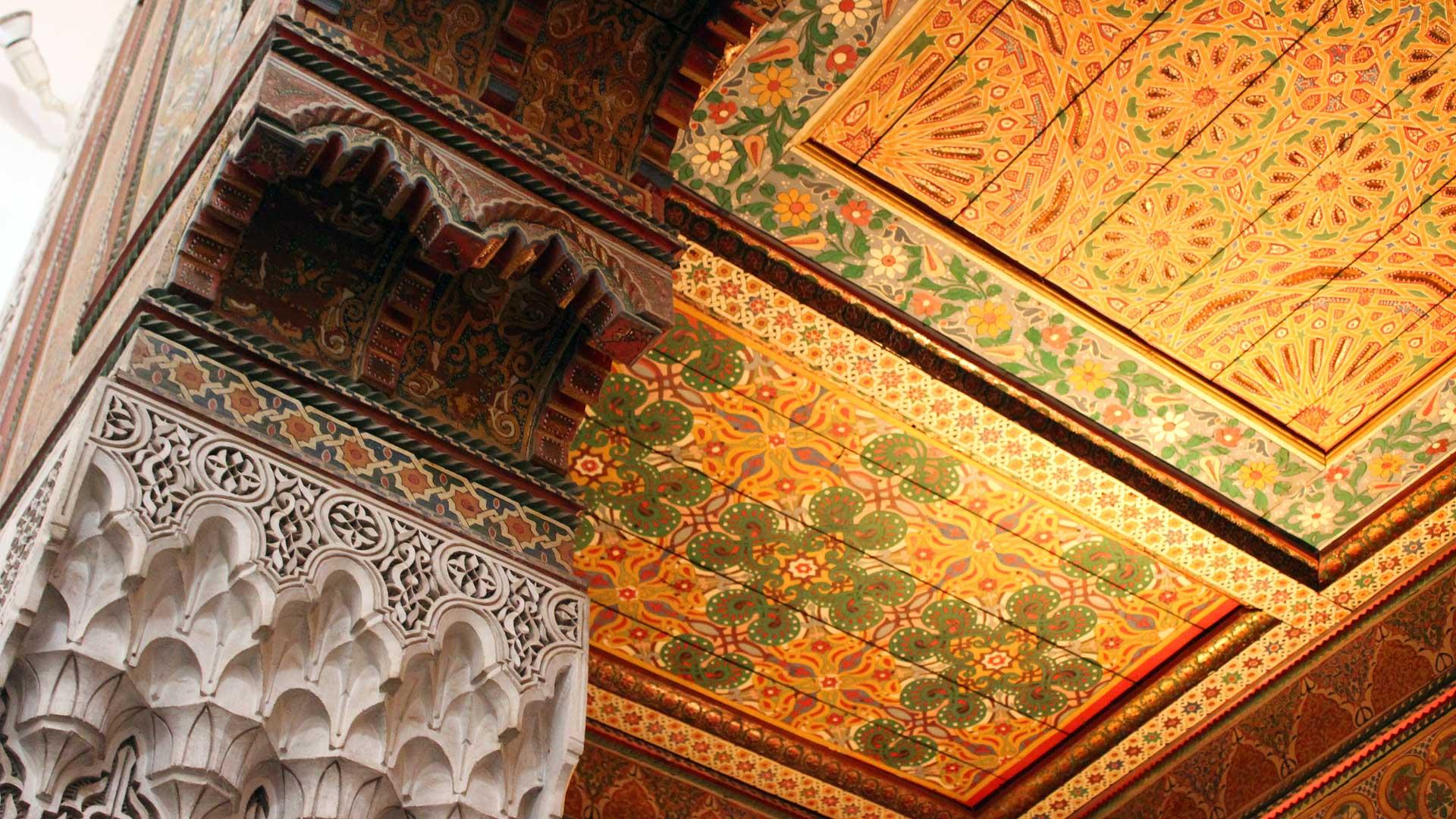 Marrakech, arte y arquitectura.