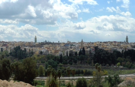 Excursiones a Meknes, Marruecos.