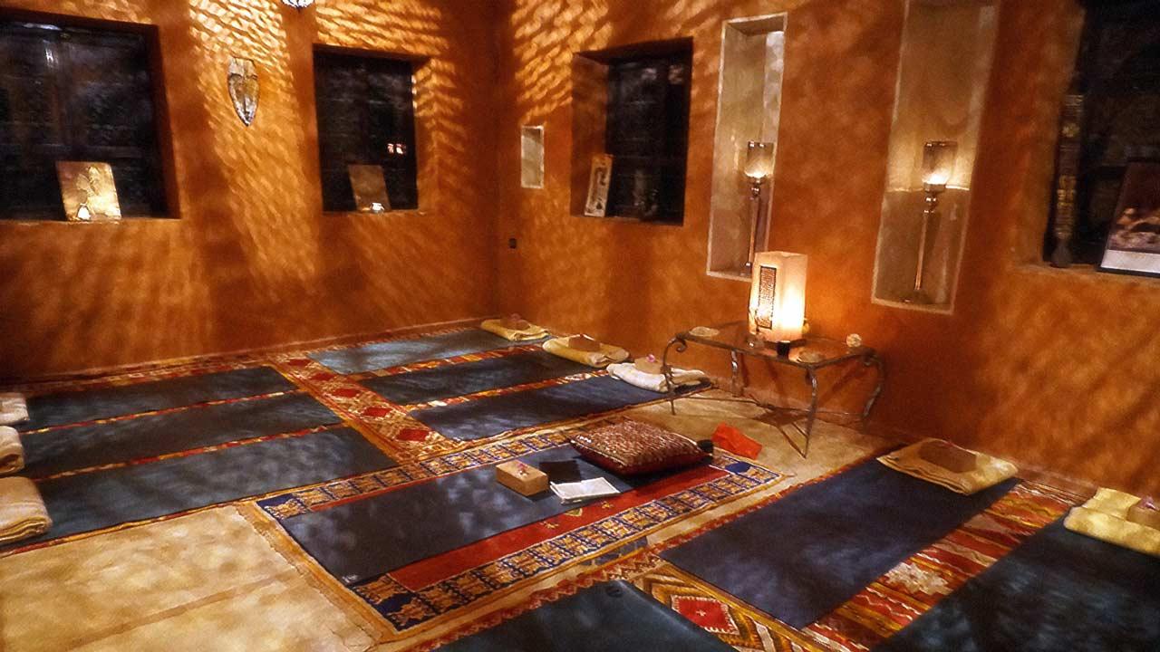 Actividades especiales: Yoga en Marruecos.